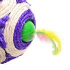 Забавна играчка за котка - топка