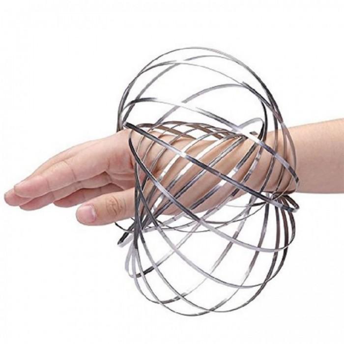 Кинетична гривна 3D Flow Ring