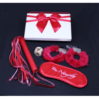 Еротичен комплект в луксозна подаръчна кутия