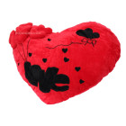 Голяма възглавничка във формата на сърце – подарък за Свети Валентин